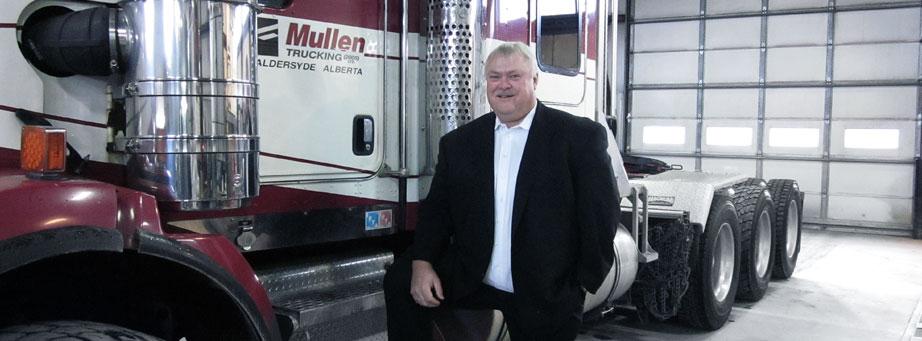 Mullen Trucking president
